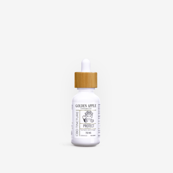 Protect CBD Tincture - Golden Apple Cannabis Co. - Central Coast, California
