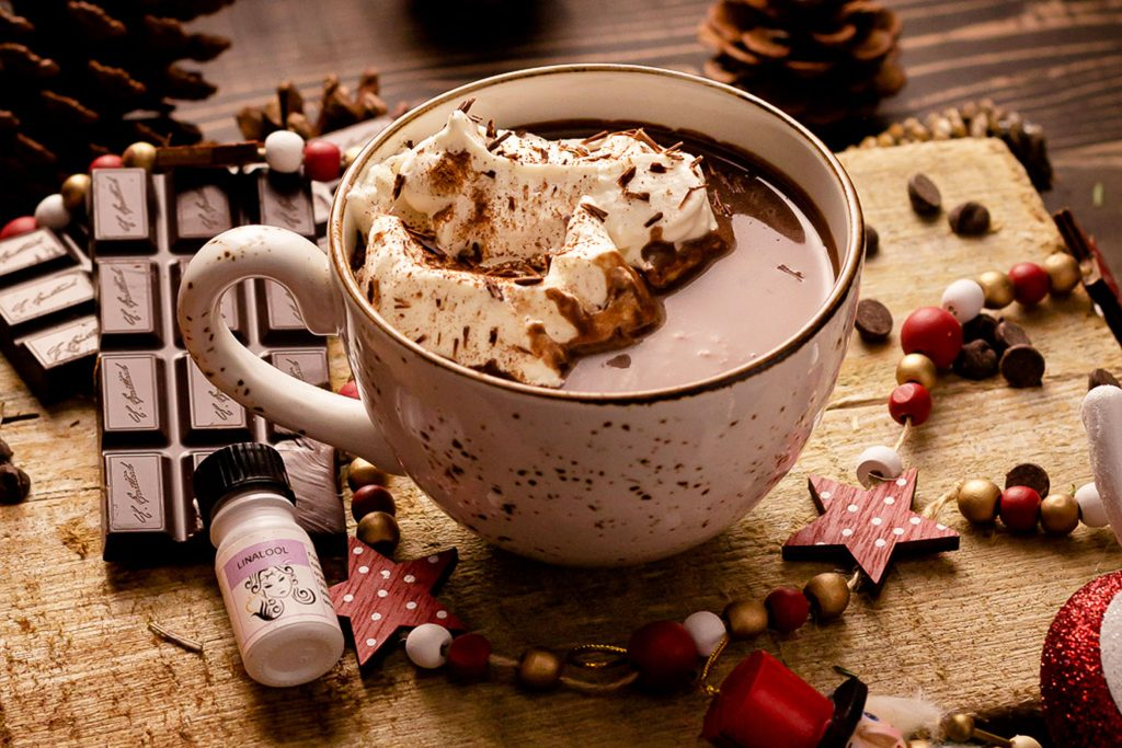 CBD Hot Chocolate Recipe - Spoonabilities - Golden Apple Cannabis Co.
