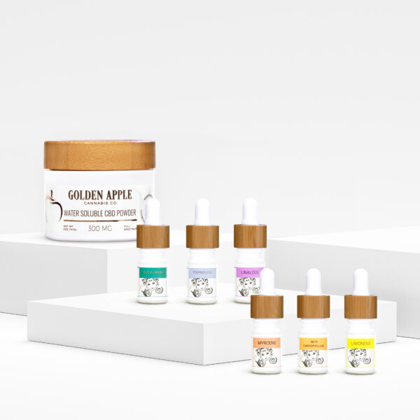Explore Synergy Kit - CBD - Golden Apple Cannabis Co.