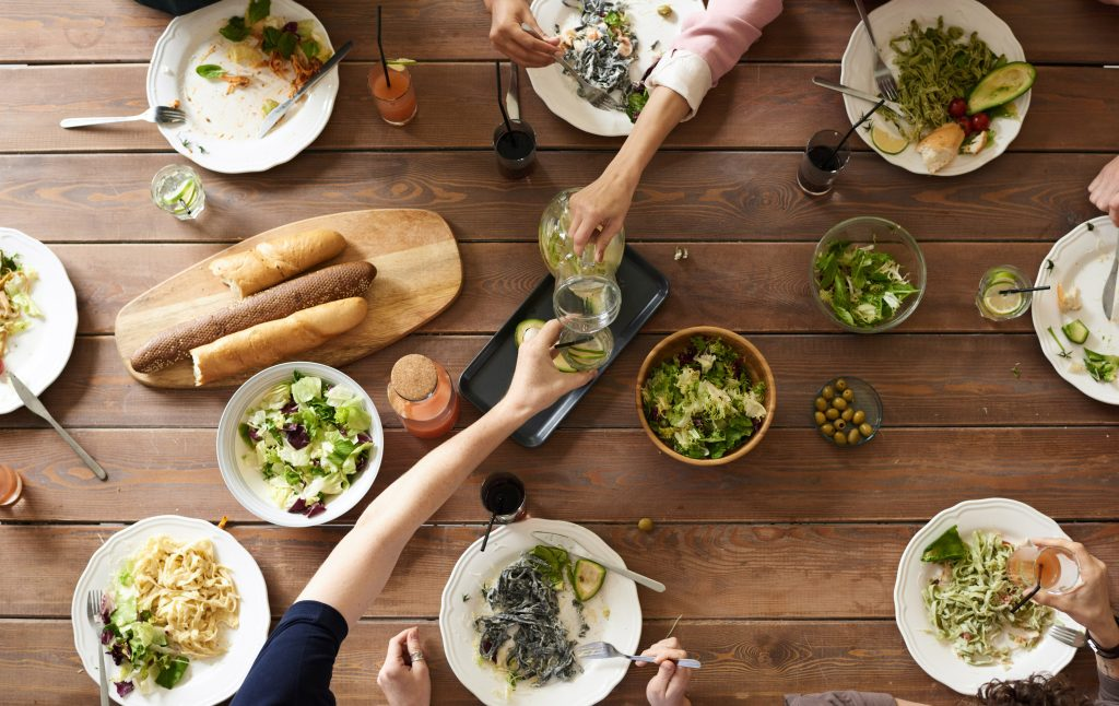 You can cook with CBD in salads, salad dressings, and entreés.